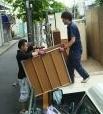葛飾区のゴミ片付けと荷物整理