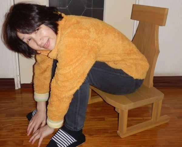 草取り用椅子